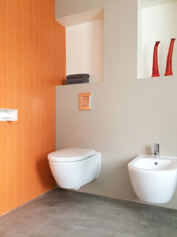 Badkamer Wastafel Hout ~ Home > portfolio > particulieren > badkamer betonlook