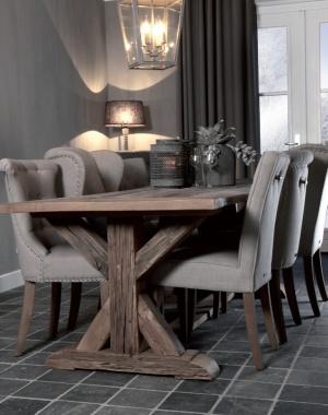 Home interieurblog stijlvol wonen interieurvormgeving jacqueline - Eettafel en houten eetkamer ...