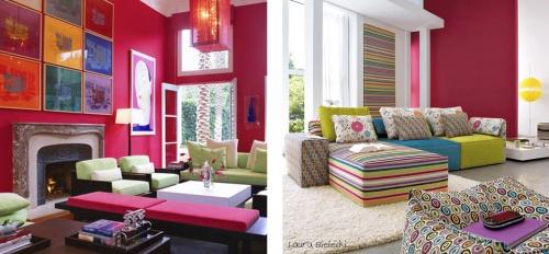 Home interieurblog trends interieur en kleding for Verschillende kleuren eetkamerstoelen
